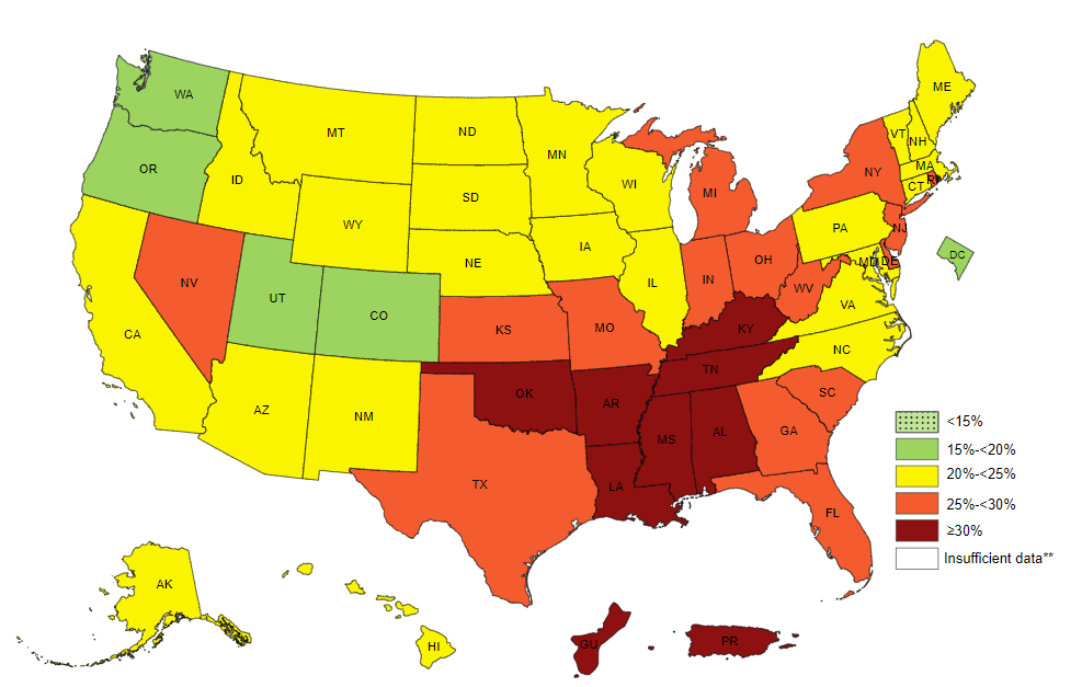 Is Nebraska The Laziest State In The USA?