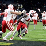 Huskers working to improve run game, red zone offense
