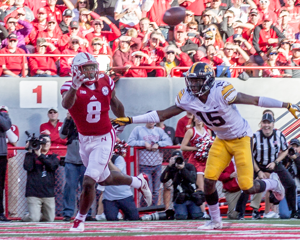 Morgan named second-team All-Big Ten, several other Huskers honored
