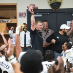 Frost's staff will coach UCF in Peach Bowl on January 1