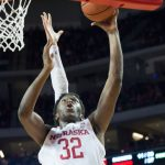 Huskers, Tshimanga hold off pesky Badgers