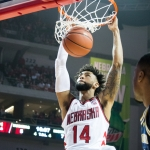 Huskers survive slugfest with Rutgers