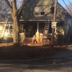 House Total Loss from Fire