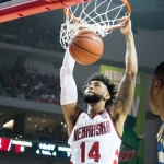 Illini snap Huskers' winning streak, NCAA tournament hopes take a hit