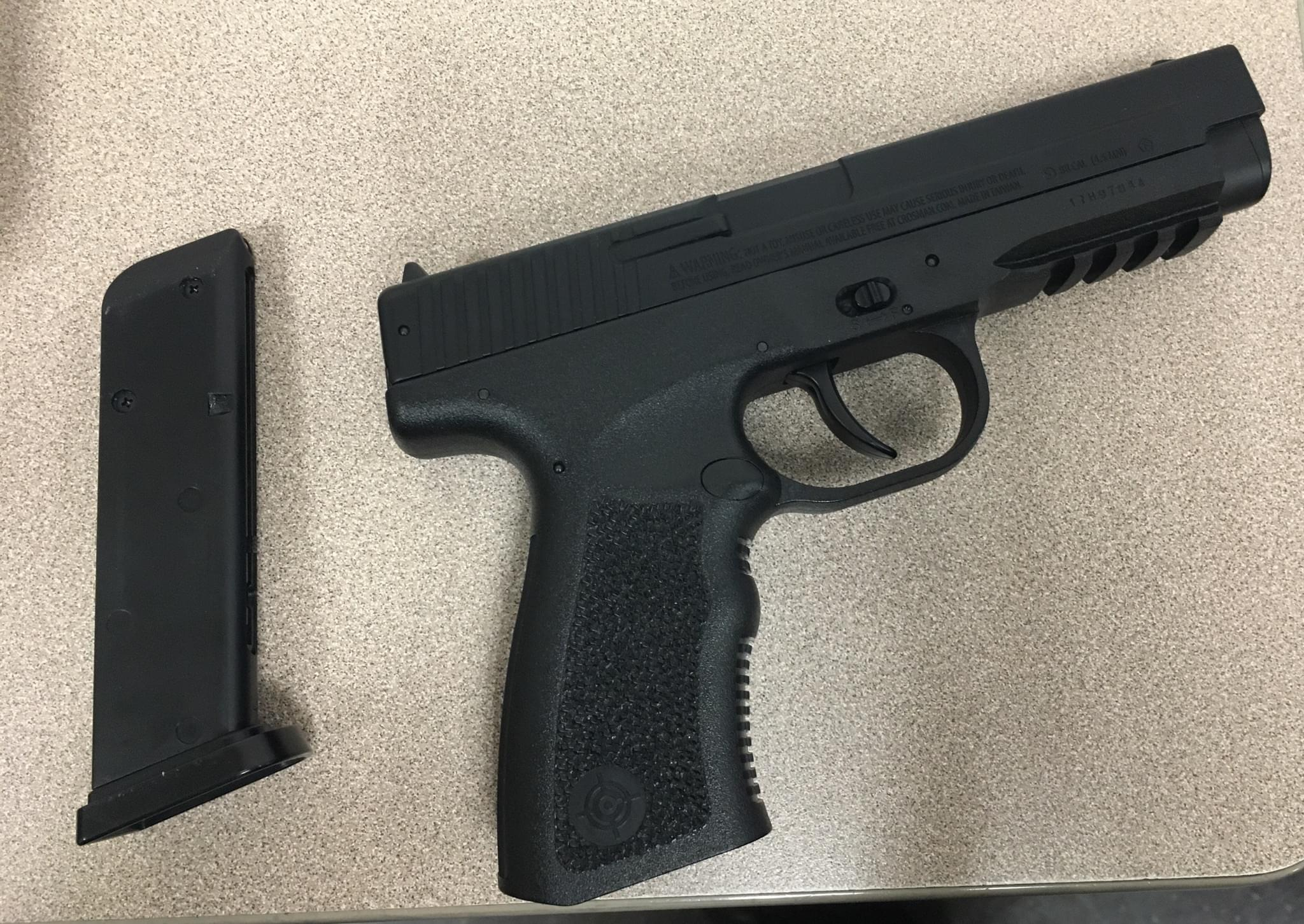 Lincoln Southwest High School Student Lodged For Bringing Realistic BB Gun To School