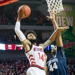 Huskers tame Nittany Lions on Senior Day