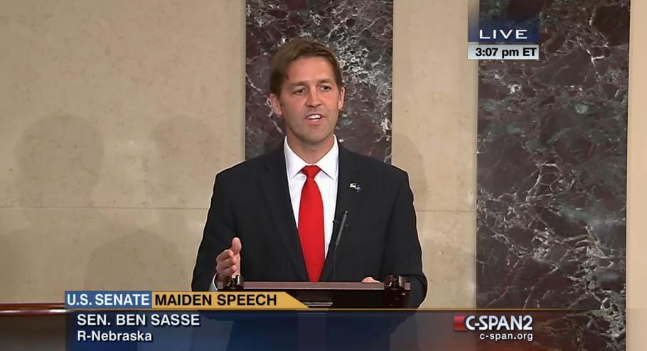 Sen_Ben_Sasse_maiden_speech_screenshot