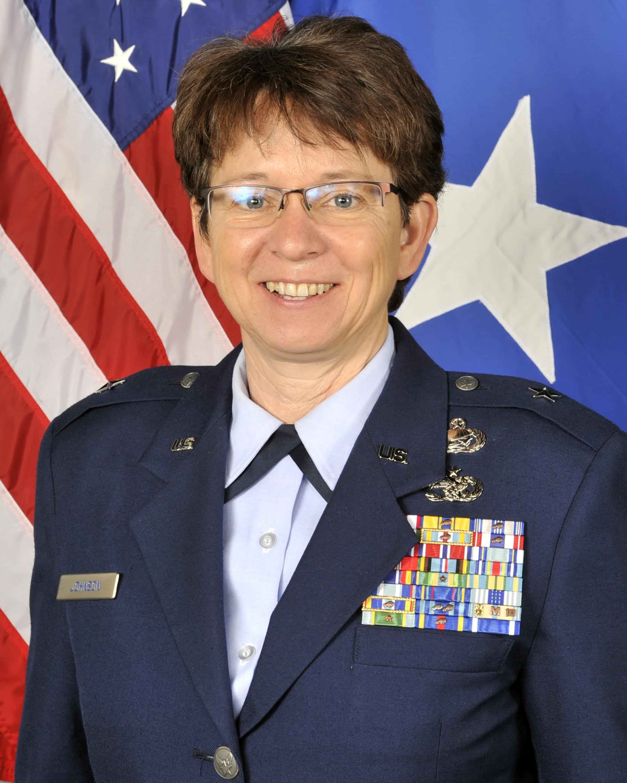 Brig General Wendy Johnson