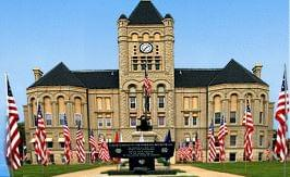 Gage County Court House