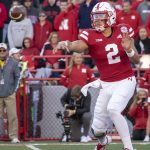 Martinez Named Co-Big 10 Freshman of the Week, Huskers Get the Day Off