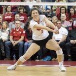 Foecke Named Senior CLASS Award Winner in NCAA D1 Women's Volleyball