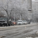 Ice Missiles Or High-Flying Rocks: Dangers Of Not Clearing Snow,Ice From Vehicle