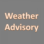 Winter Weather Advisory Updated:  In Effect Until 3 PM