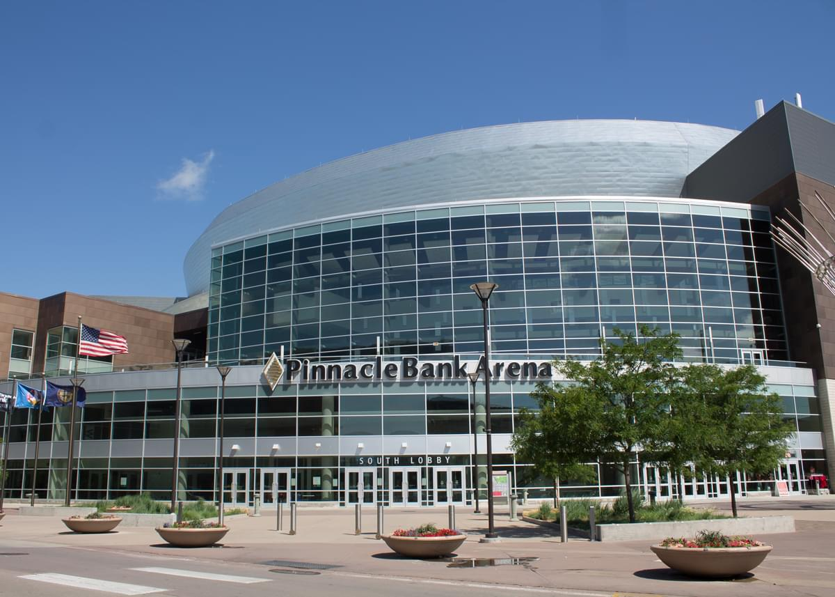 Pinnacle Bank Arena to Receive a New Court