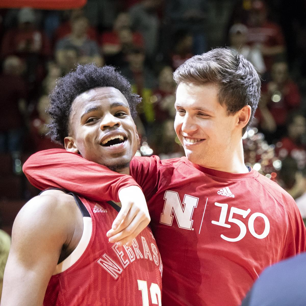 Huskers Snap Seven Game Losing Streak, Defeating Minnesota 62-61