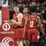 Huskers Get Mauled by Michigan, 82-53