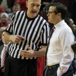 Husker's Effort in Second Half Not Enough to Knock Off Spartans