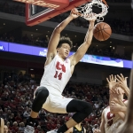 Former Husker Isaiah Roby Reportedly Signs Massive Four Year Deal with Dallas Mavericks