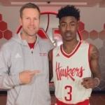 Husker basketball team picks up commitment from JUCO recruit Cam Mack