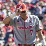 The Huskers See their Season Come to a Close in OKC, Falling to UConn 16-1 in Elimination Game