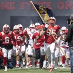 With Their Season Opener Fast Approaching, the Huskers are Getting a Head Start on Game Prep