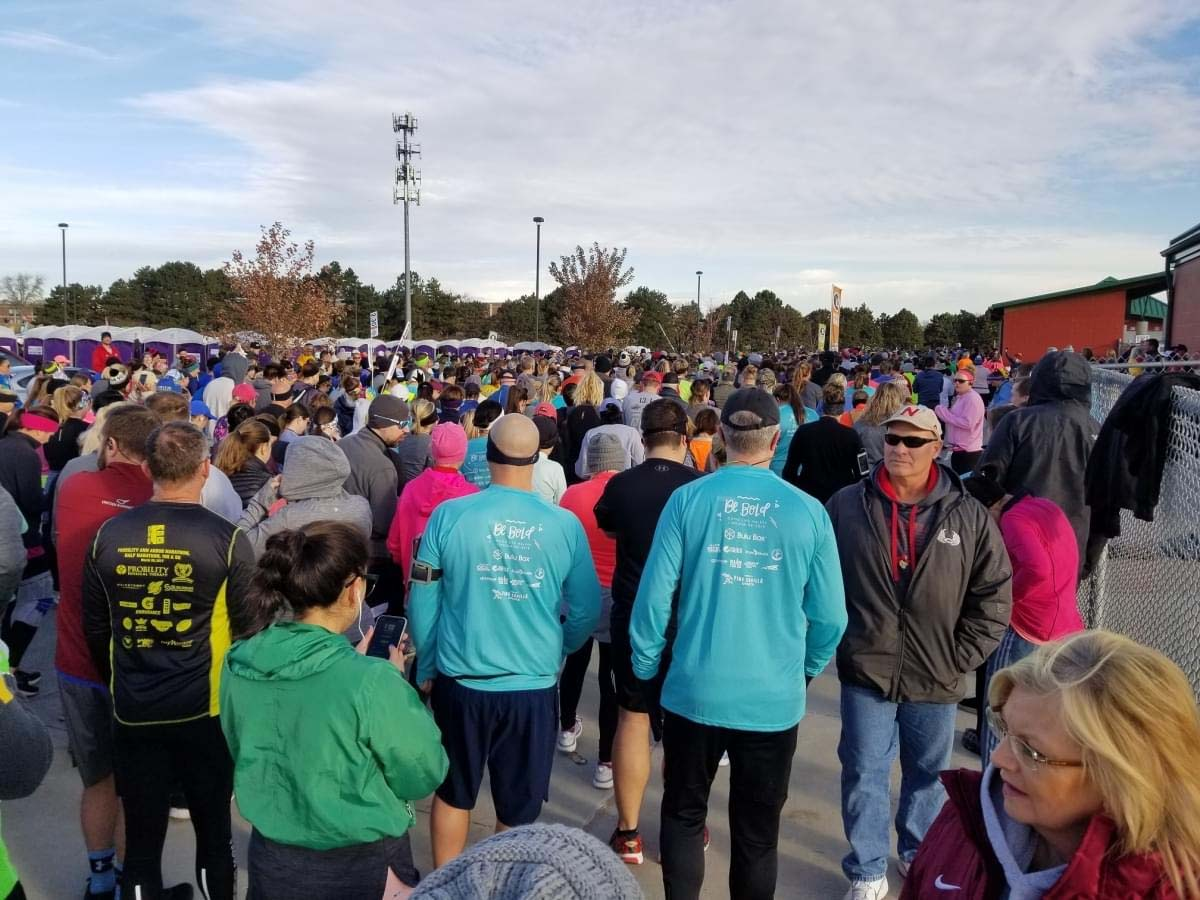 Thousands Flood Seacrest Field To Run In Good-Life Halfsy, Each For Their Own Reasons