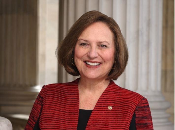 "Nebraska Senator Deb Fischer On Impeachment, "" I'll Wait and Reserve Judgement"""