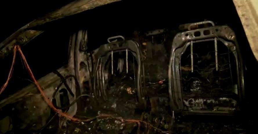 Car Explosion Sends Volunteer Firefighter To The Hospital