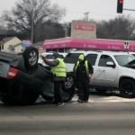 Crash Delaying Traffic At 48th And O Streets