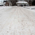 BIG PUZZLE: School Bus Drivers Balance Changing Weather, Icy Streets