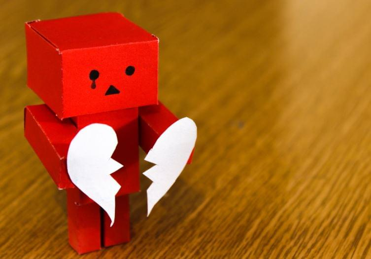 Dying From A Broken Heart Is More Than A Joke, It Can Actually Happen