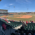 16 Strikeouts Aid Home Opening 5-3 Win for Huskers over Columbia