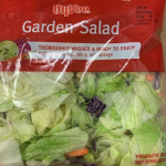 Hy-Vee: Bagged Garden Salad Product Recalled Over Parasite Concerns