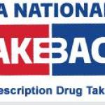 DEA's 19th National Prescription Drug Take-Back Day Saturday