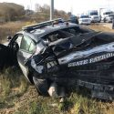 State Trooper And Other Driver Injured In I-80 Crash In West Omaha
