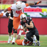 "Nebraska ""Embarrassed"" at Home by Illinois"