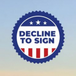 Decline To Sign Organized To Oppose LNK Recall Effort