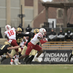 Nebraska holds on for 37-27 win at Purdue