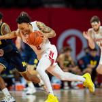 Huskers find coal in Christmas loss to No. 19 Michigan