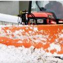 Snow plow 1