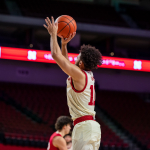 Nebrasketball falls behind early, Drops 24th consecutive Big Ten game