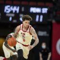 Teddy Allen leaves Nebraska basketball