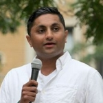Democratic governor candidate Ameya Pawar to hold town hall in Ottawa