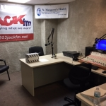 Check out the new 'St. Margaret's Health' Jack-FM Studio!