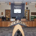 Reddick Library visitor count rises; budget increase planned for FY2020