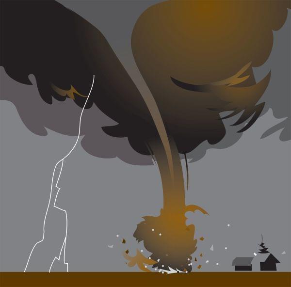 Natural Hazard - tornado