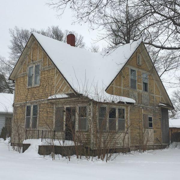 703 E. Joliet house