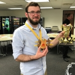 """""""Hot Rod Hoagie"""" takes title for fastest edible car"""