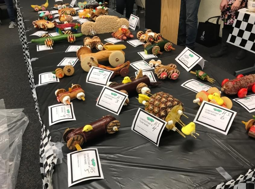 IVCC Edible Car Contest coming up