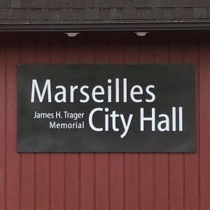 Marseilles resident recognized for voluntary work for the city